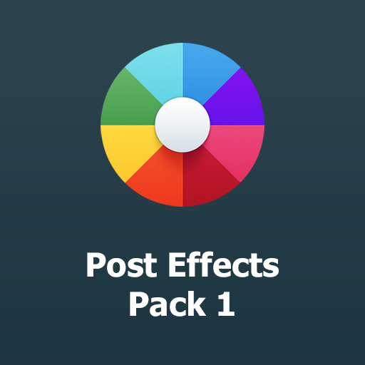 Post Effects Pack 1