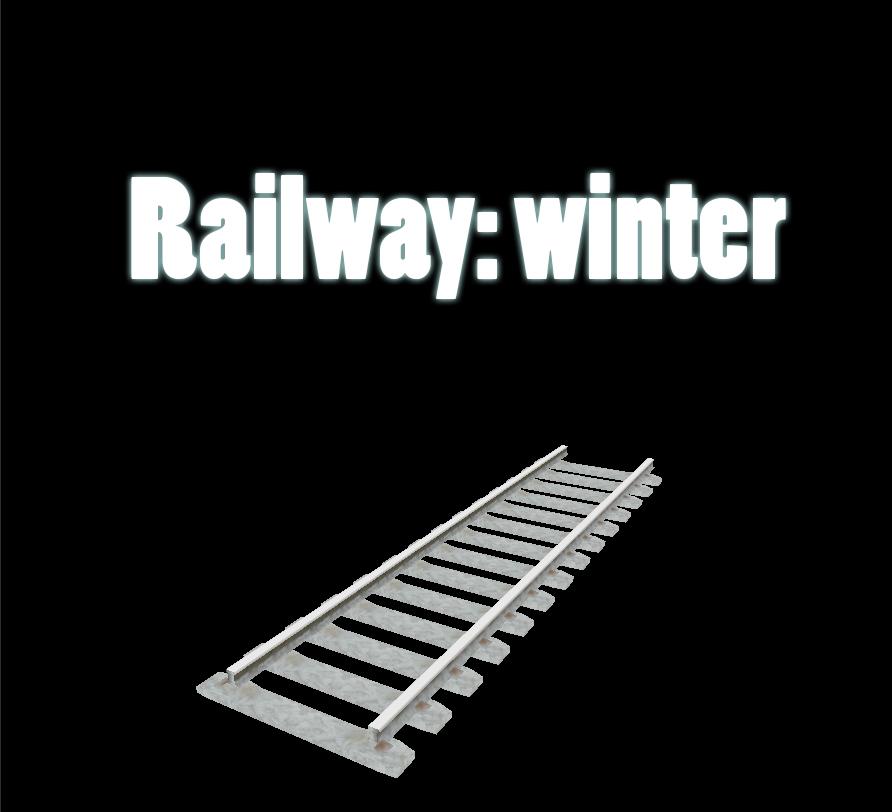 Railway: winter