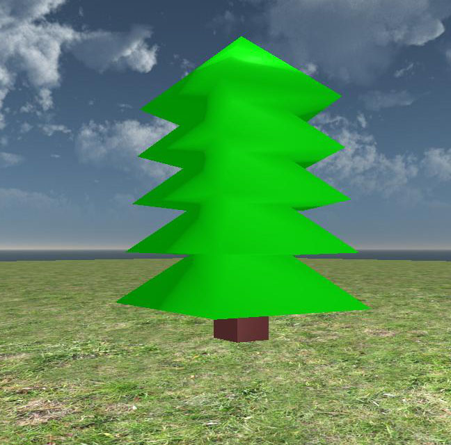 Tree  Low Poly