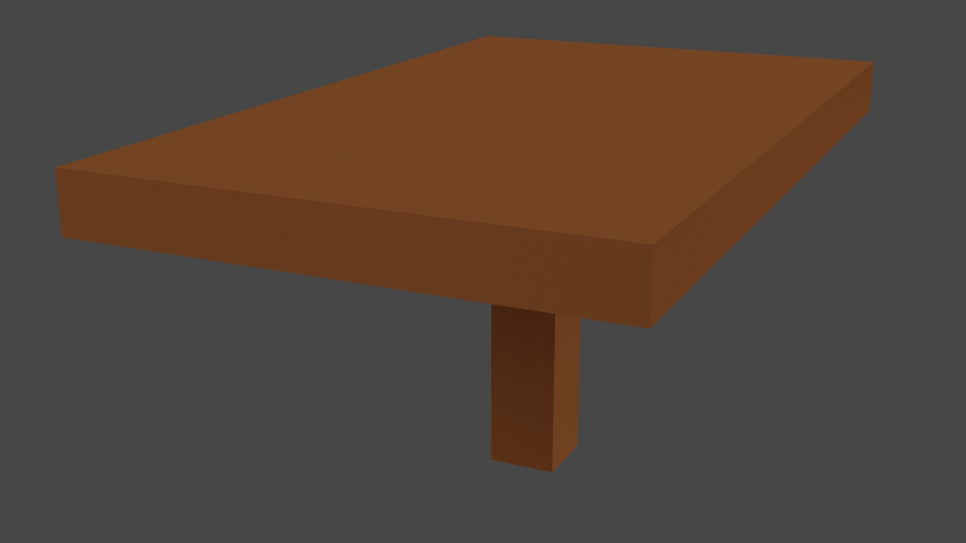 Low Poly Furniture 14