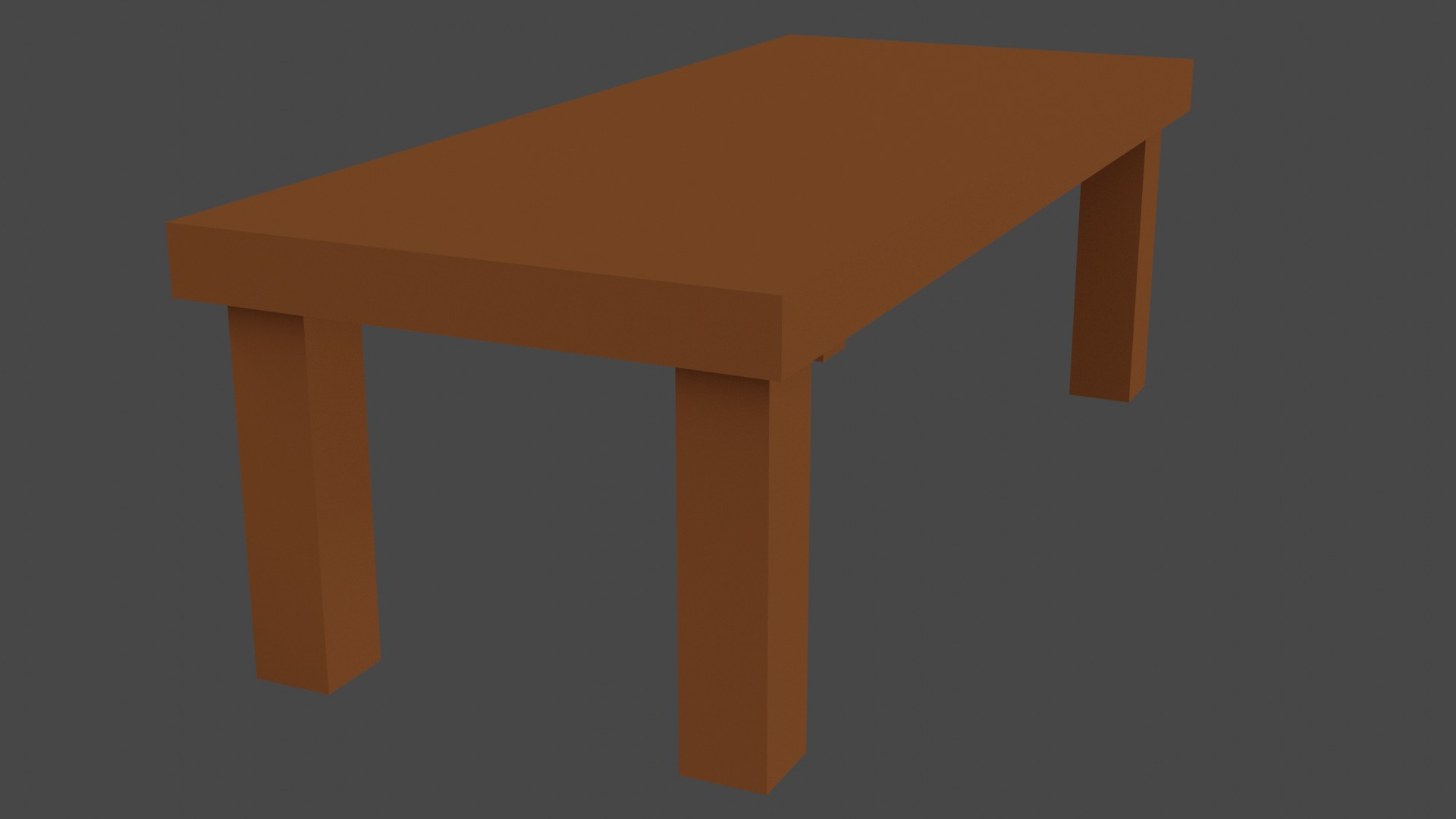 Low Poly Furniture 15