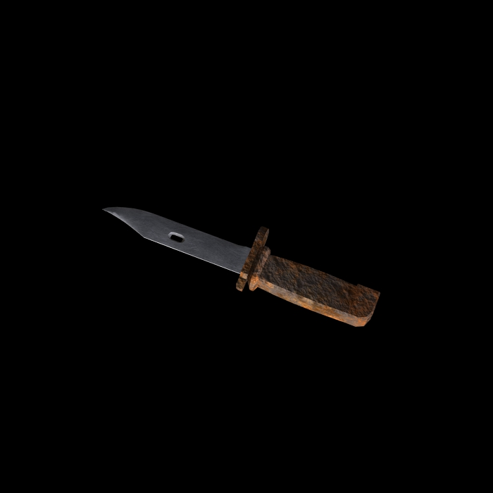 old bayonet-knife 5