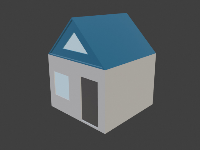 Simple house - 5