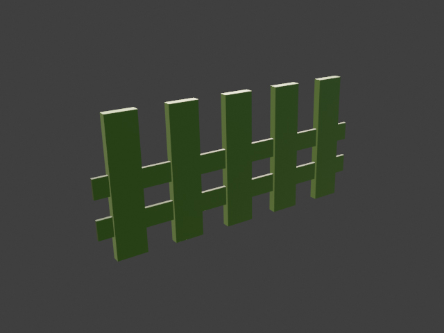 Fence - 2 - 4