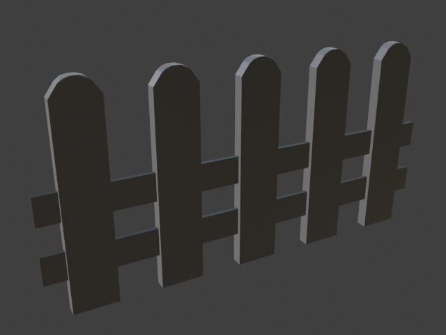 Fence - 3 - 1