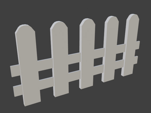 Fence - 3 - 2
