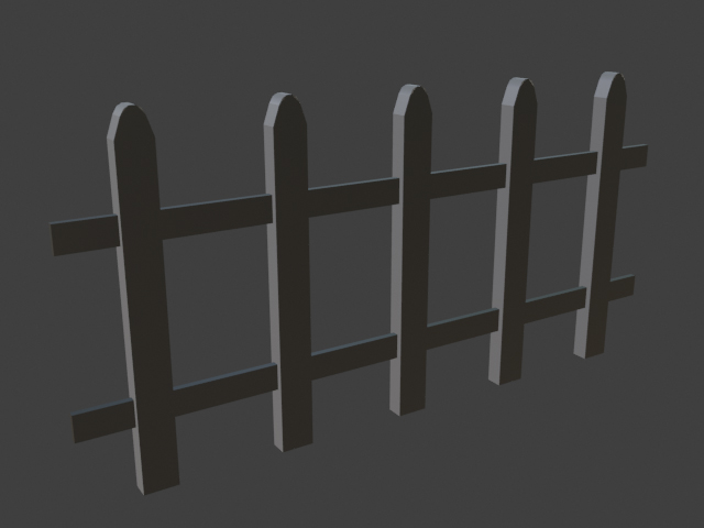 Fence - 4 - 1