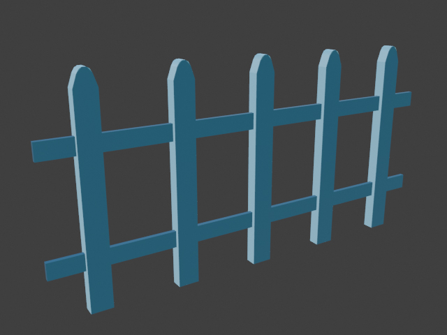 Fence - 4 - 3