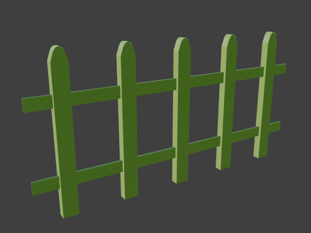 Fence - 4 - 4