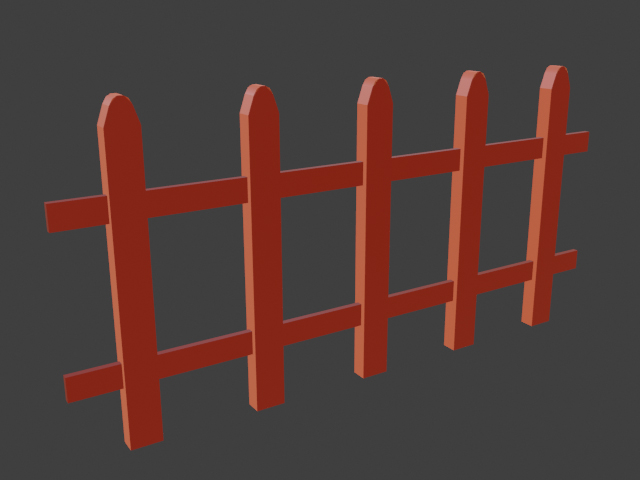Fence - 4 - 5