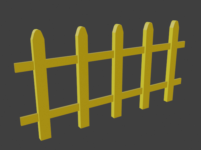 Fence - 4 - 6