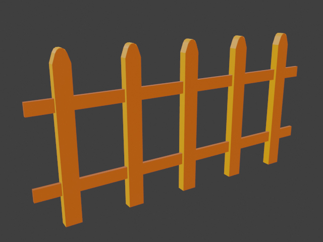 Fence - 4 - 7