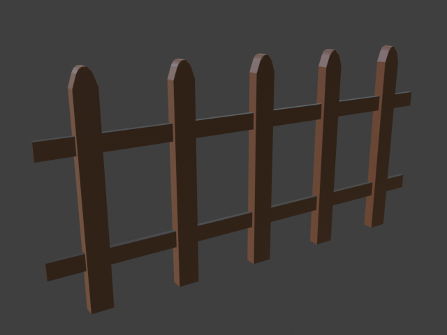 Fence - 4 - 8