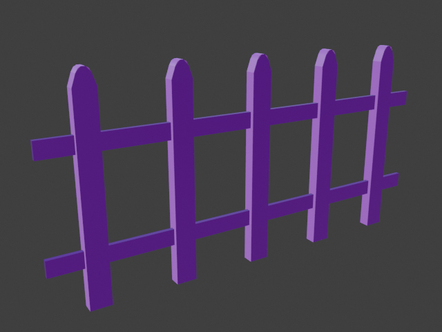 Fence - 4 - 10
