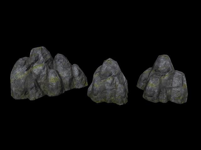 Mountain Rocks